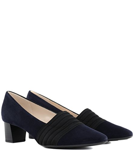 Zapatos Piel Para Vestir Peter Kaiser Azul 47815975 De Mujer 1anqXwY7Ex