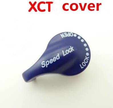 MTB Bike Front Fork Speed Lock Cap Cover+Gear Bicycle Fit Suntour XCM//XCT Bikes