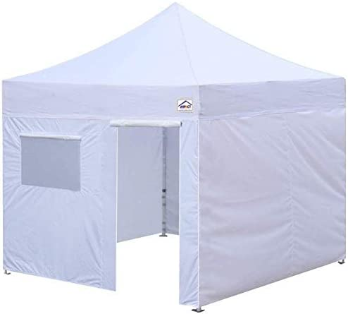 ShelterLogic Canopy Replacement Cover 10 x 20 , White