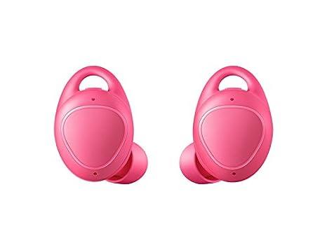 Samsung Gear IconX 2018 - Auriculares (inalámbrico, Dentro de oído, binaurale, intraaural, 16 g) Color Rosa [Versión española]: Samsung: Amazon.es: ...