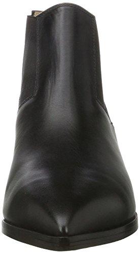 Hugo Mimosa-n 10199300 01, Botas Chelsea para Mujer Negro (Black)