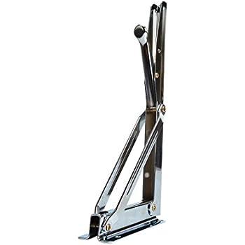 Folding Shelf Bracket (Sold Per Each) by Selby Hardware