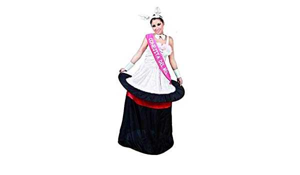 Disfraz de Conejita en Chistera con banda - Despedidas de Soltera ...