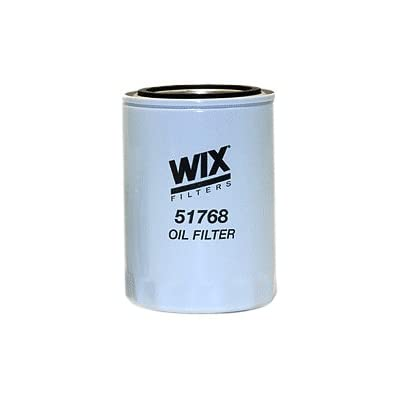 WIX Filters - 51768 Heavy Duty Spin-On Lube Filter, Pack of 1: Automotive