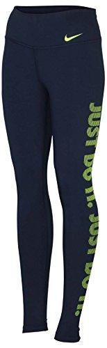 NIKE Women's Dri-Fit JDI Tight Fit Training Pants-Obsidian-Small by NIKE