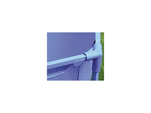 Piscinas Toi 3169 Piscina Infantil Cuadrada Azul 190x190x45 cm: Amazon.es: Jardín