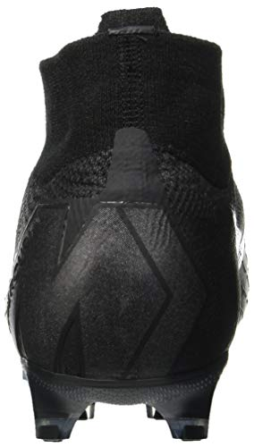 Homme de Superfly 6 FG 001 Football Nike Elite Black Black Chaussures Noir XwqxO0