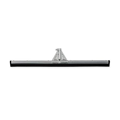 Rubbermaid Commercial Heavy-Duty Floor Dual Moss Squeegee, 30-Inch Length x 3.25-Inch Width x 5.5-Inch Height, Black (FG9C2900BLA)