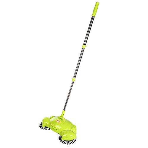 BleuMoo 1Pc Hurricane Spin Broom Household Au…