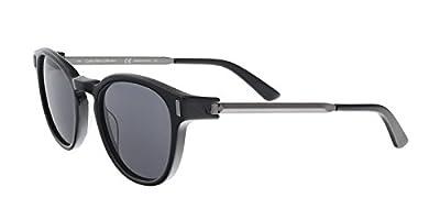 Calvin Klein CK8544S 33040 Black Round Sunglasses