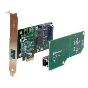 Sangoma A101DE Single T1/E1 Interface Card Asterisk Interoperable PCI Express...