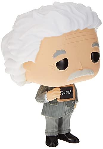Funko Pop! Figura De Vinil Icons: Albert Einstein
