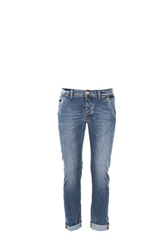 Jeans Uomo 0/zero Construction 38 Denim Furio/1s Sw530 1/7 Primavera Estate 2017