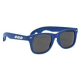 Bottle Opener Malibu Sunglasses – 100 Quantity – $5.01 Each – Promotional Product/Bulk with Your Logo/Customized.