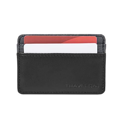 Travelon RFID Blocking Card Sleeve, Gray