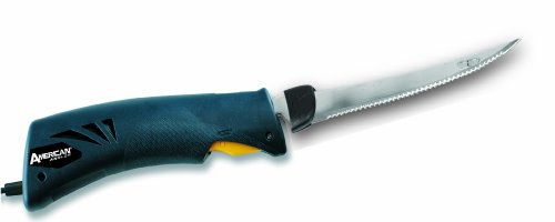 American Angler Classic Heavy Duty Electric Knife Standard Kit (Large Image)