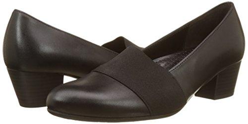 Comfort Tacco 57 Schwarz Donna Gabor Nero Con Scarpe Fashion dgqx4wI6