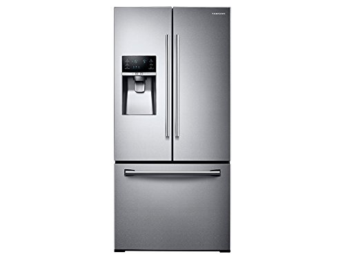 (Samsung RF26J7500SR 25.5 Cu. Ft. Stainless Steel French Door Refrigerator - Energy Star)