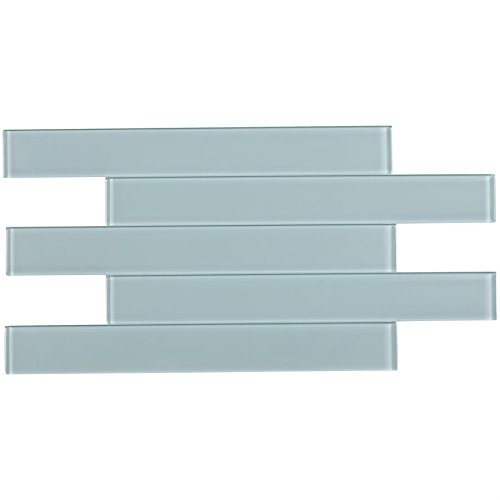 CO-Linear Seafoam Green 2x16 Polished (Sold by:UNIT) LINPSEFM2X16