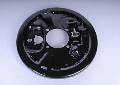 ACDelco 15650130 GM Original Equipment Rear Passenger Side Brake Backing Welding Plate