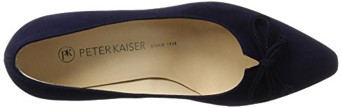 Peter Kaiser Women's Mizzy Closed Toe Heels Blue (Notte Suede) outlet Cheapest great deals EngD5F