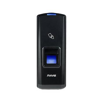 Lector biométrico T5 y RFID ANVIZ para el control de accesos.: Amazon.es: Electrónica