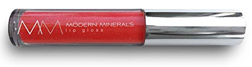 Modern Minerals - Natural / Vegan Emotive Lip Gloss (Goddess - Luscious Red)
