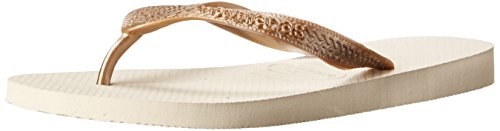 havaianas-womens-top-metallic-flip-flop-beige-37-br-7-8-w-us