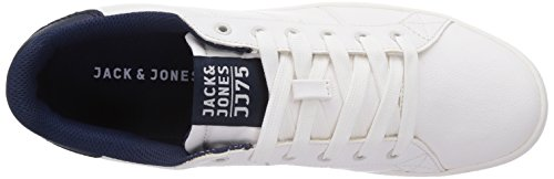 JACK Cloud JONES Weiß Dancer PU amp; Herren Sneakers JJBROOKLYN r0zrq