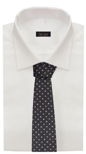 Cravate de Fabio Farini en noir