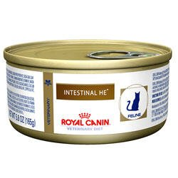 Royal Canin Feline Gastrointestinal HE Cat Food 24/5.8 oz Cans (Intestinal), My Pet Supplies