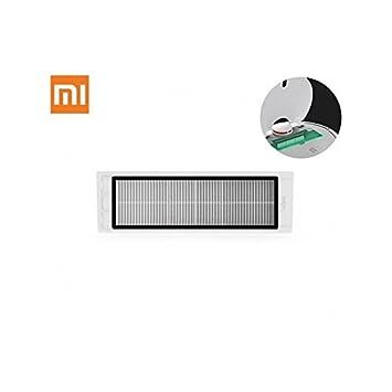 Xiaomi - Pack 2 filtros originales para tu aspiradora Xiaomi Mi Robot Vacuum.: Amazon.es: Electrónica