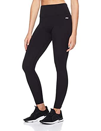 Lorna Jane Women's New Amy F/L Tight, Black, XS