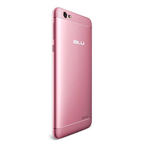BLU Grand XL - Unlocked Smartphone -5.5'' Display, 8GB +1GB RAM -Rose Gold by BLU (Image #2)
