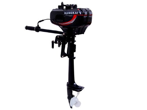 Outboard Motor 3.5 HP 2 Stroke Inflatable Fishing