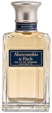 Abercrombie & Fitch Woods Eau De Cologne Spray For Men 1.7 Oz / 50 ml Old Packaging