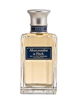 Abercrombie Fitch Woods Eau De Cologne Spray For Men 1.7 Oz 50 ml Old Packaging