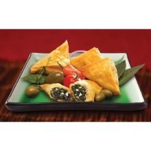 Athens Foods Spinach and Cheese Spanakopita -- 160 per case.