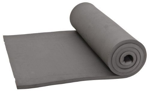 ALPS Mountaineering Foam Camping Mat for staying warm camping in a tent with tips to stay warm when camping
