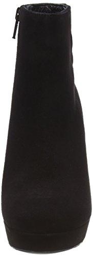 380 Kennel Femme Schwarz Schmenger Noir und Bottines Sheyla PxPz0qr