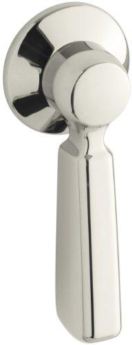 Kohler K-9475-SN Bancroft Toilet Trip Lever, Vibrant