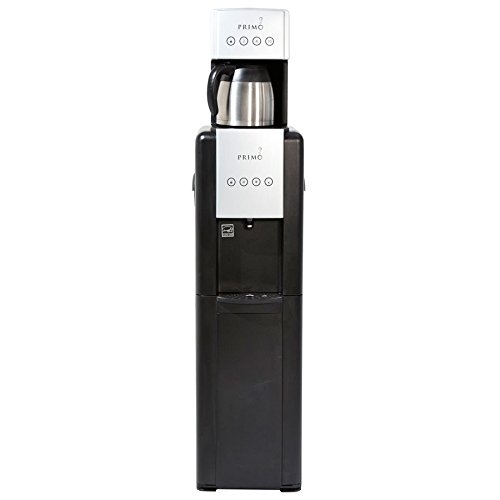 Primo 601001 Industrial Hot Cold Bottom Loading Water Dispenser with Drip Coffee Maker