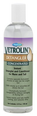 Vetrolin Detangler 12 Oz by Central Life Science