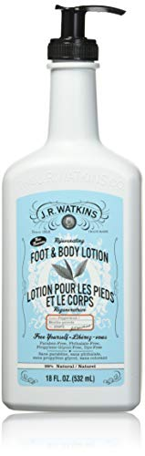 J R Watkins Rejuvenating Peppermint Lotion product image