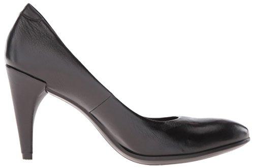 Sleek Black Dress Shape Women's Pump 75 Ecco YxwStRIq5I