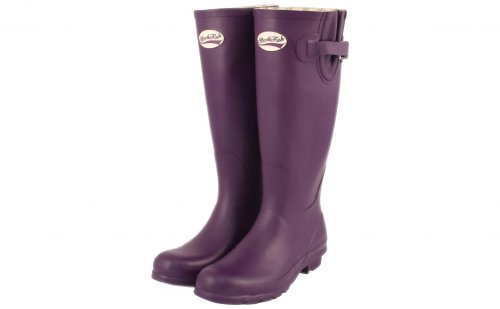 AWARD WINNING BOOTS, Handmade, Rockfish Short Wellington, Womens Wellies, Rain Boots, Including FREE DELIVERY Black