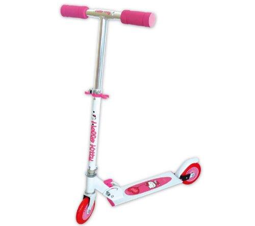 D ARPEJE Hello Kitty - Patinete de 2 ruedas - OHKY112 ...