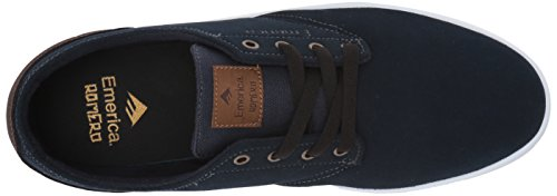 Laced gum The Skateboard Homme De Romero navy Chaussures Emerica Navy PUqOHxH