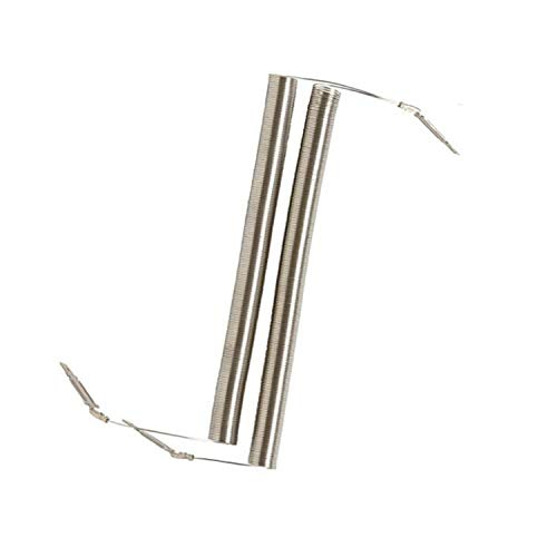 Swess WE11X10007 Dryer Element Coils for GE Hotpoint & Kenmore - Replace AP2620171 AH265605 EA265605 PS265605 WE11M0016 WE11M0018 WE11M16