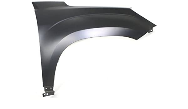 Crash Parts Plus Front Passenger Side Primed Fender Replacement for 2001-2004 Toyota Tacoma